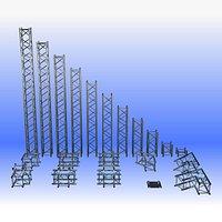 390 H40 - Quatro truss pack