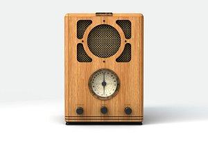 Bush Antique 1934 Radio model