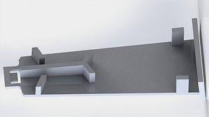 headlight cover 3D model