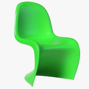Vitra Panton Chair model