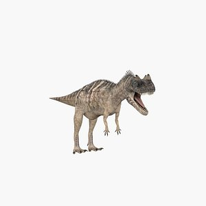 Ceratosaurus 3D model