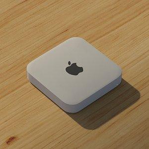 Apple mac mini 3D