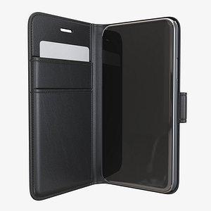 3D model case smartphone wallet