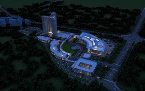 hospital bui model