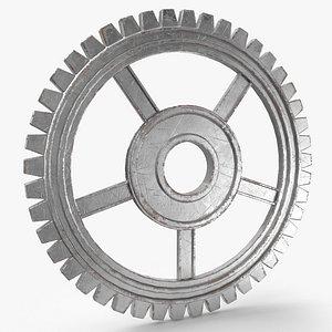 3D gearwheel0001 model