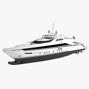 Genera Yacht Dynamic Simulation 3D model
