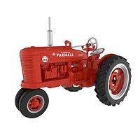 Farmall Super MD Tractor