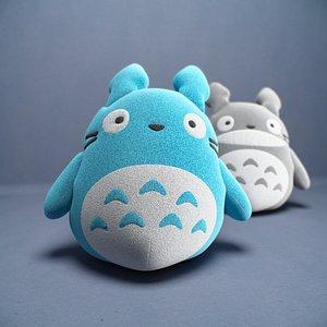 kids totoro toy model