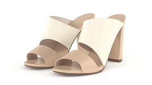 3D Women Sandal