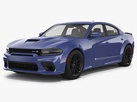 Dodge Charger Scat Pack Widebody 2021