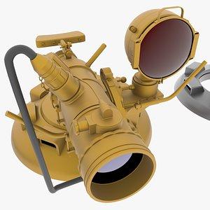 3D 1250 model