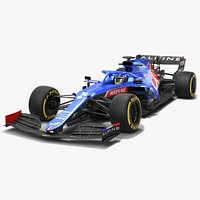 Alpine F1 Team A521 2021 Formula 1
