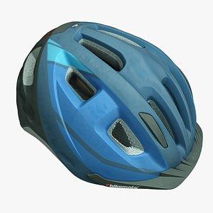 bicycle helmet 3D model