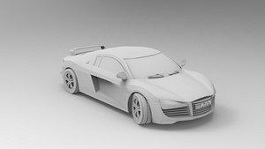 3D Audi2008