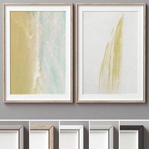 frames set-201 picture 3D model