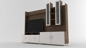 tv tvunit 3D model