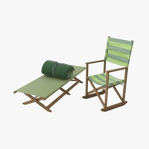 3D Sun Lounger(1)