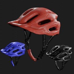 3D Bike helmet