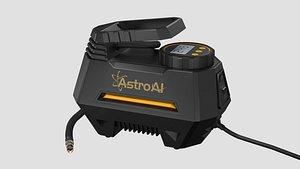 AstroAI Air Compressor 3D model