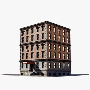 residential building materials model