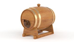 barrel wine oak model