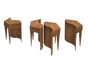 3D Hexa table