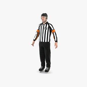 hockey referee model