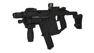 3D vector gun v