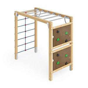 Combination with climbing wall Kompan 3D