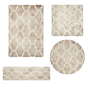 3D Rugs No 131