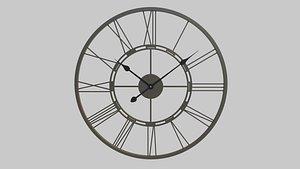 3D clock20210912