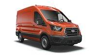 Ford Transit Van L2H2 Leader 2021