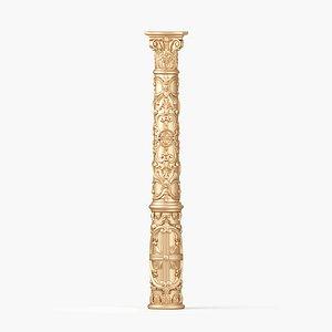 Classic Column 3D