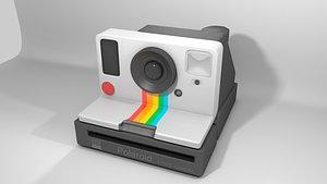 3D model Polaroid Vintage 3D model