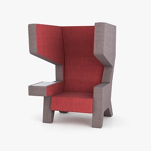 3D Prooff Ear Chair