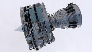 Aircraft Engine model