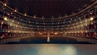 opera theater realistic