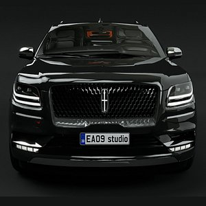 2021 Lincoln Navigator AWD 3D