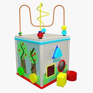 Shapes Toy 3D model