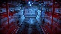 Dark Sci-Fi Corridor
