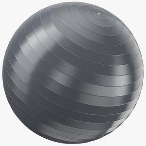 Exercise Yoga Ball 04 3D model