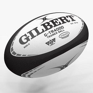 3D model Rugby Ball Gilbert L1481