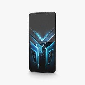 asus rog phone 3D model