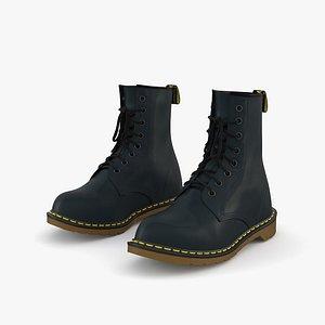 Dr. Martens Boots 3D