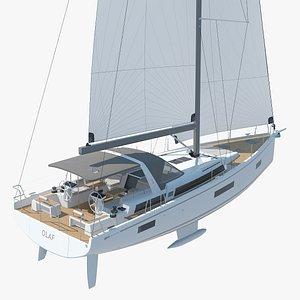 oceanis yacht 54 v2 model