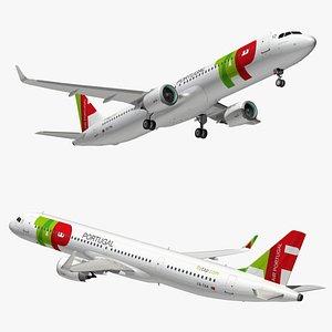 airbus tap air 3D