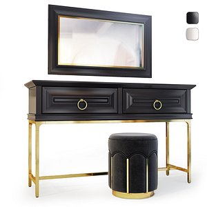 3D console dressing table evmoda model