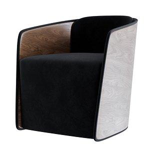 3D roveconcept atticus chair