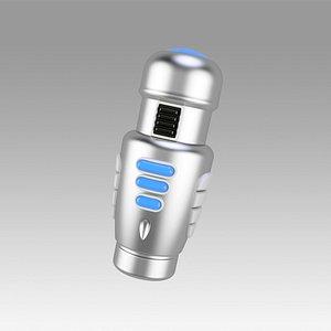 3D star trek enterprise