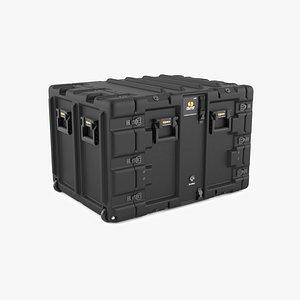 Pelican 11U Rackmount Case model